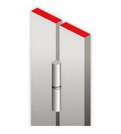 Pivot plat barre de pivot en fer plat - Prix blindage de porte ...